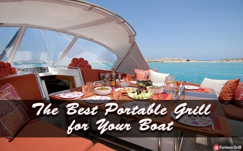 Best Boat Grill - Best Portable Grill for Boats