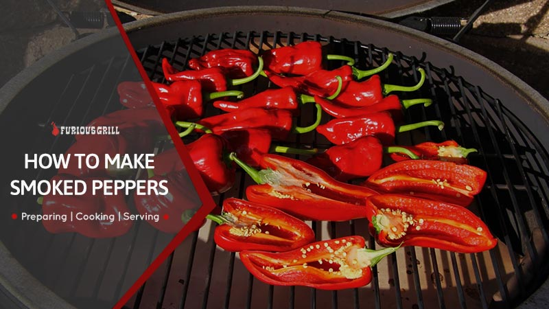 How to Smoke Peppers – Make Delicious Smoked Peppers Easily