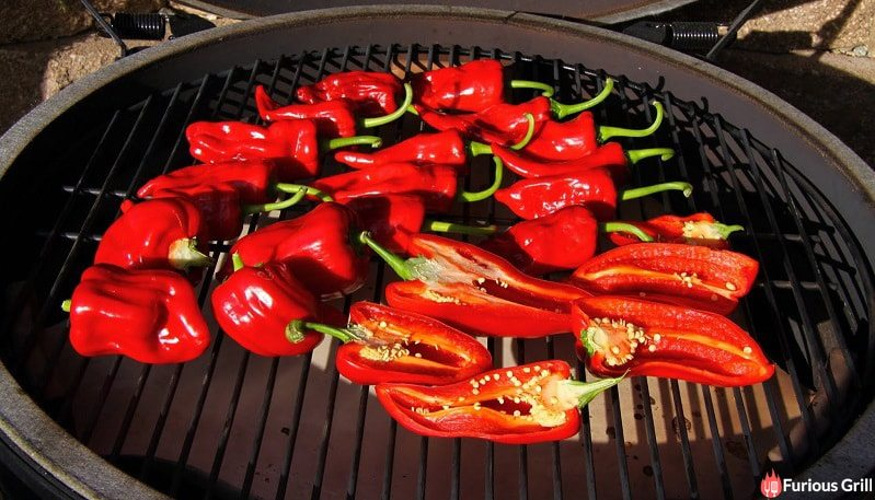How to Smoke Peppers - Make Smoked Peppers Easily