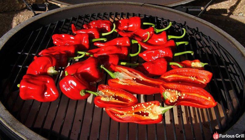 How to Smoke Peppers - Make Smoked Peppers Easily