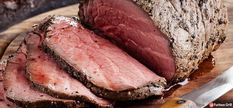 Smoked Beef Roast - Smoking Beef Roast