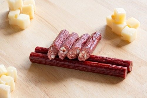 Casing Beef Sticks