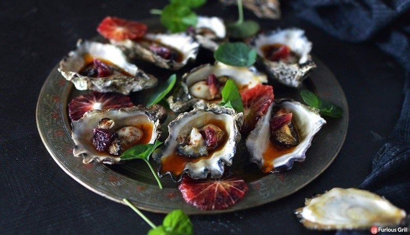 How to Smoke Oysters