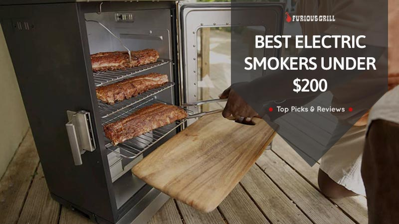 Best Electric Smokers Under 200 Dollars – Top Picks and Reviews