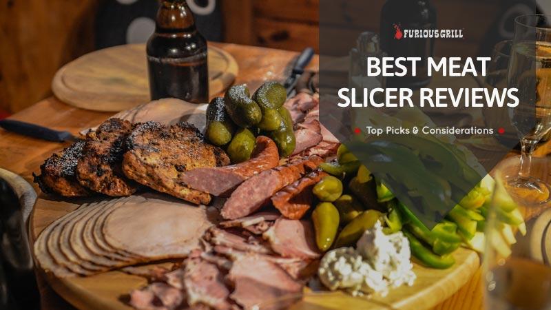 Meat Slicer Reviews – Best Home Food Slicer Buying Guide