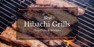 Best Hibachi Grills Reviews for Home and Outdoor