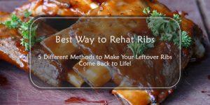 Best Way to Reheat Ribs - How to Reheat Ribs