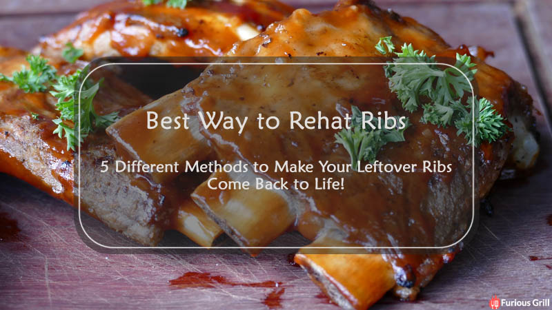 Best Way to Reheat Ribs - How to Reheat Ribs