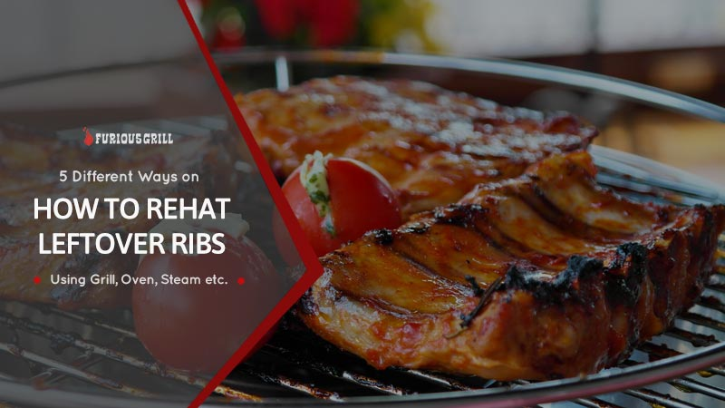 5 Different Ways on How to Reheat Leftover Ribs