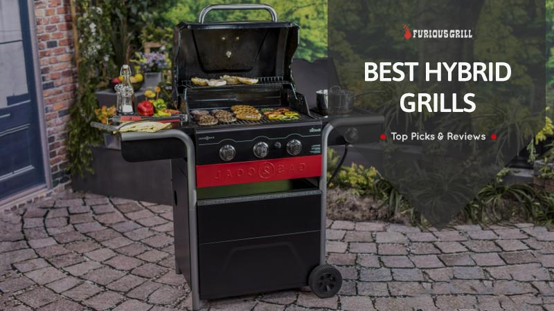 Best Hybrid Grills Reviews