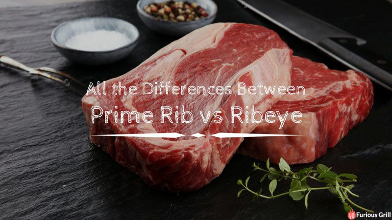 Prime Rib vs Ribeye – What is the Difference?