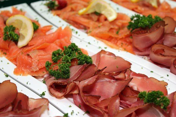 Some prosciutto recipes