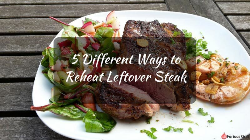 Best Way to Reheat Steak