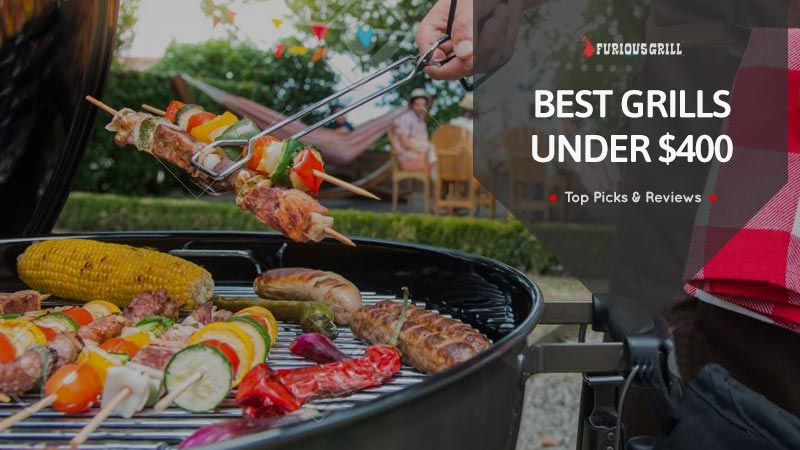 Best Gas Grills Under 400 Dollars