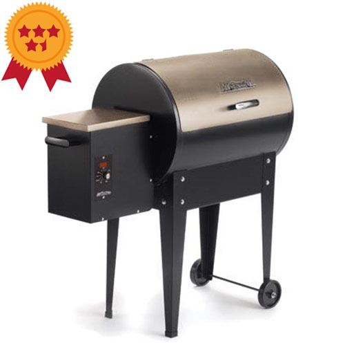 Traeger Junior Elite Customer Review