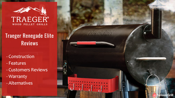 Traeger Renegade Elite Reviews