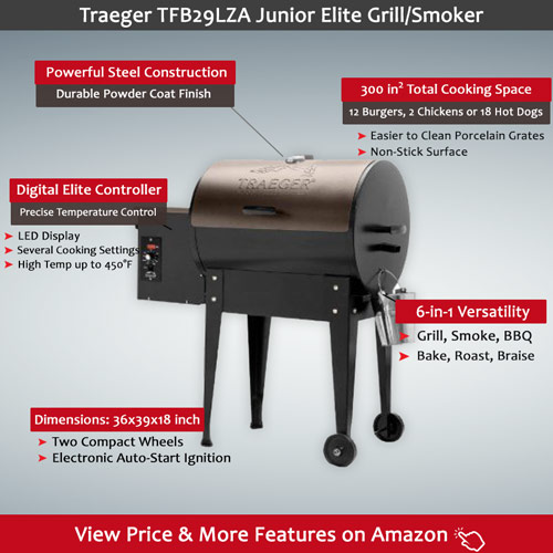 Traeger-TFB29LZA-Junior-Elite