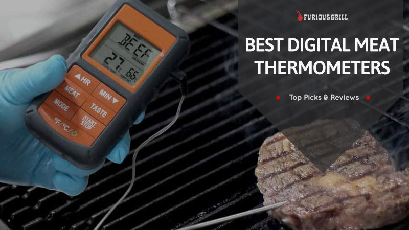 Best meat thermometer for smoker