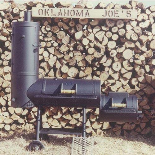 Oklahoma-Joe-History