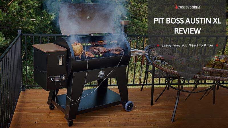Pit Boss Austin XL 1000 Reviews
