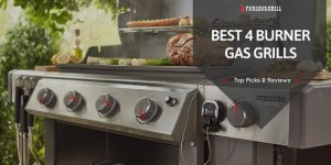 Best-4-Burner-Gas-Grills-Reviews