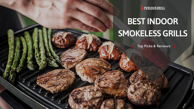 Best Smokeless Indoor Grill Reviews