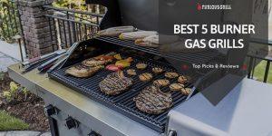 Best-5-Burner-Gas-Grills-Reviews
