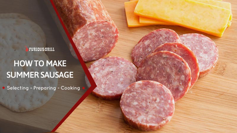 How to Make Summer Sausage
