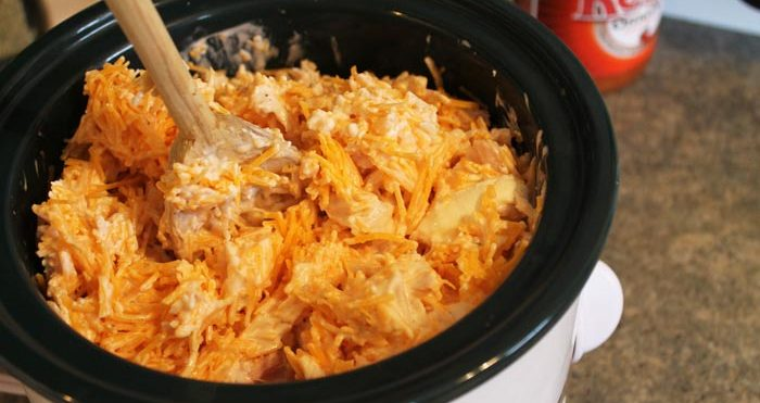 Buffalo-Chicken-Dip