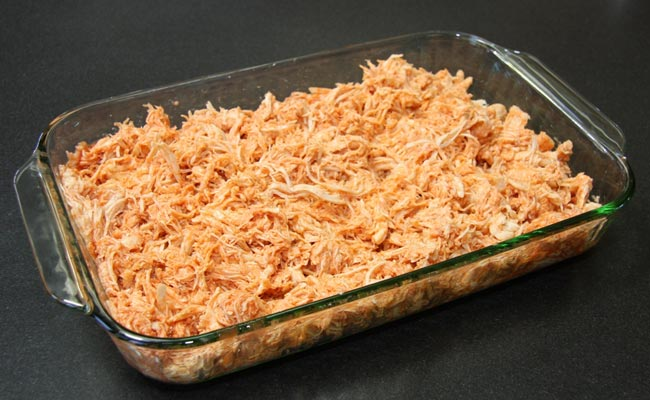 Shredded-Chicken