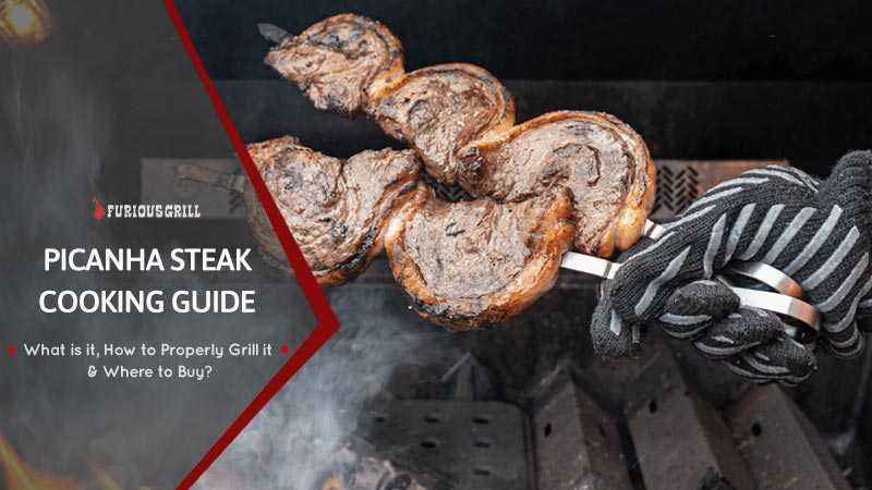 Picanha Steak Cooking & Grilling Guide