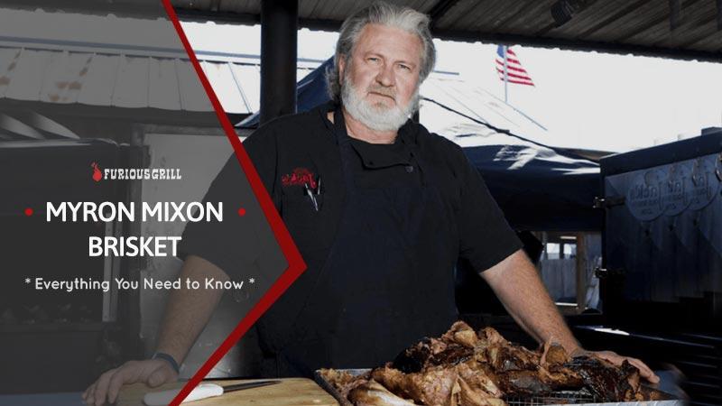 Myron Mixon Brisket Recipe