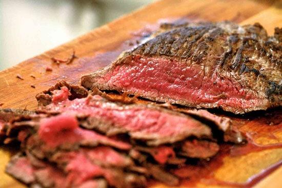 Grilled-Bavette-Steak