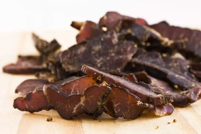 Dried-Beef-Biltong